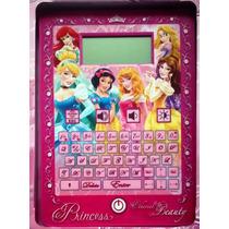 Tableta Educativa Bilingüe Para Niñas Princesas
