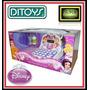 Caja Registradora De Lujo Princesas Disney Ditoys Original