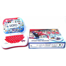 Notebook Infantil Bilingue Kitty Aviones Sofia Mickey Etc