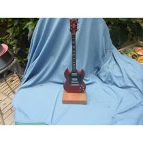 Guitarra Artesanal De Madera