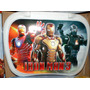 Notebook Infantil Didactica De Iron Man 3