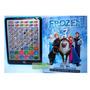 Tablet Infantil P/ Aprender Jugando Frozen Cars Violetta Etc