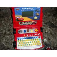 Laptop Computadora Infantil Cars 95 (ideal Dia Del Niño)