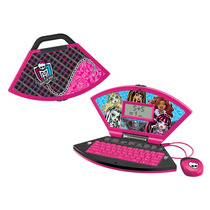 Laptop Educativa Bilingüe Para Niños Monster High