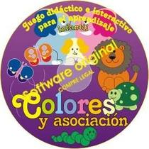 Colores Y Asociación Juegos Didacticos Para Pc, Interactivo