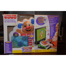Computadora De Aprendizaje Fisher Price - Laugh & Learn
