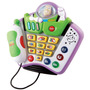 Buzz Lightyear Telefono Toy Story Vtech Licencia Original