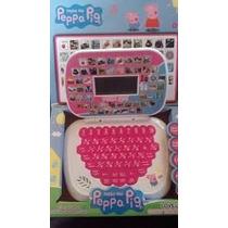 Notebook Infantil Con Visor Peppa Pig