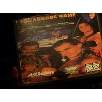 Juego De Sega-wrestlemania Arcade Game-perfecto Estado ..