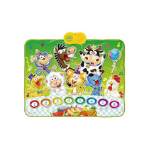 Alfombra Musical Didáctica Animales Sonidos Zippy Toys