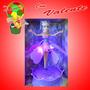 Muñeca Princesa Hada Voladora Vuela De Verdad Casa Valente