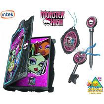 Diario Magico Monster High Luz Y Sonido! Intek Video Jiujim