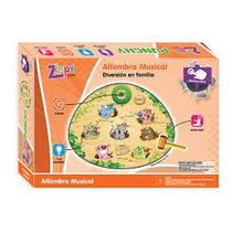 Alfombra Musical Didactica Infantil Sonido Zippy Toys