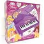 Piano Electronico Princesas Teclado Licencia Disney Ditoys