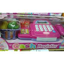 Caja Registradora A Pilas Para Nenas