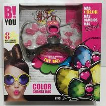 B! You Color Change Bag Cartera Luminosa Intek Tv