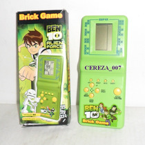Tetris Tetriz Portatil De Ben 10