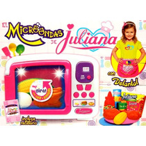 Microondas Juliana