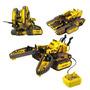 Excelente Robot Kit Todo Terreno 3 En 1 Para Armar Hiloguiad