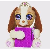 Secret Keeper Diaro Perrito Princesas Se Activa Con Tu Voz