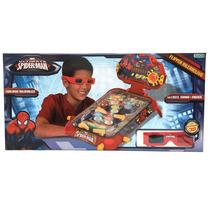 Flipper Spiderman Interactivo Con Anteojos 3d Orig.ditoys