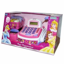 Caja Registradora Princesas Disney Ditoys - Mundo Manias