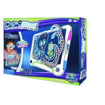 Pizarra 3d Color N Glow Con Luz Ilumina Los Dibujos Nuevo Ce