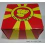 100 Cajas Hamburguesas Grandes, Transformables En Bandejas