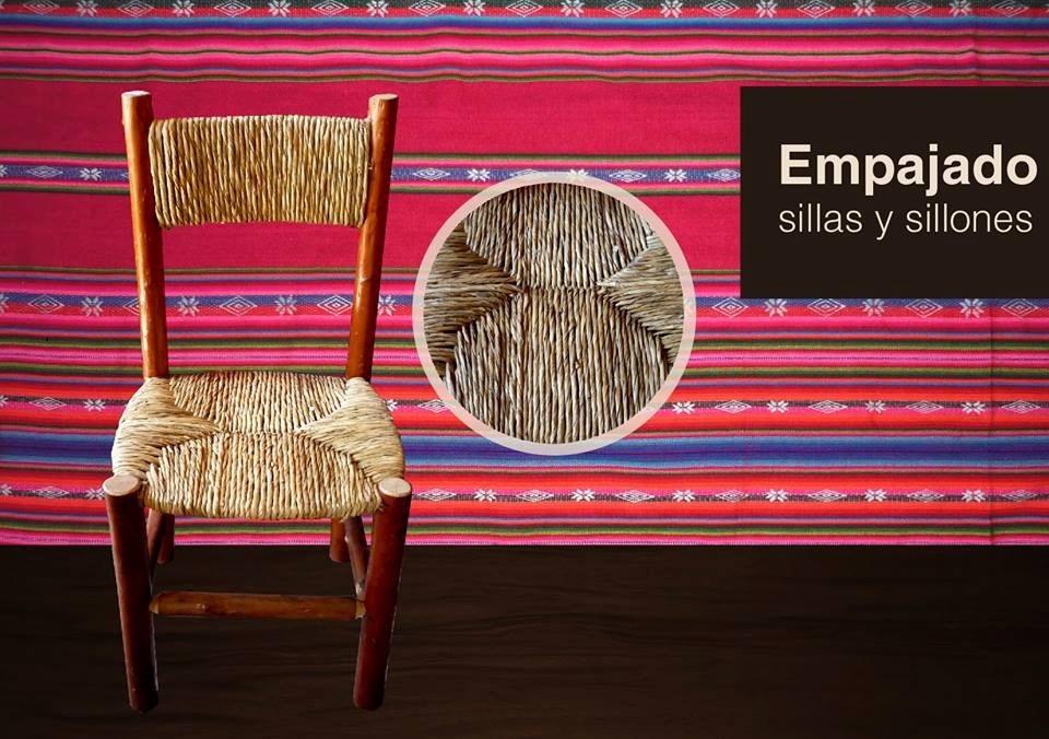 Empajado de sillas y sillones reparaci n sillones de for Sillas y sillones