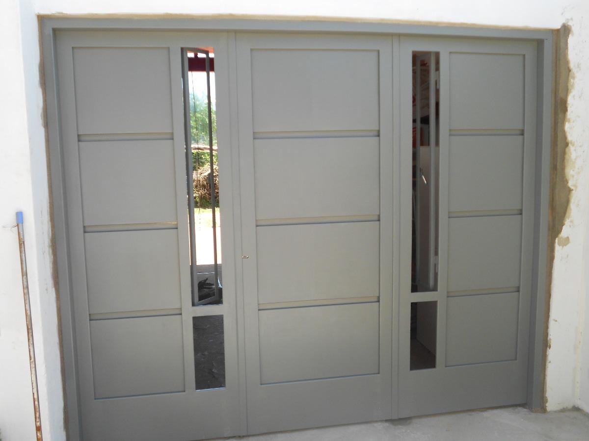 En la plata herreria portones puertas rejas def la for Ver precios de puertas