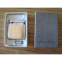 Antiguo Encendedor Bañado En Oro Zimer Blaze $ 600 (leer)