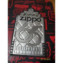 Zippo 65 Aniversario-edición Limitada-nuevo- Estuche Origina
