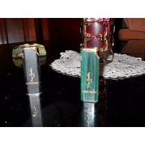2 Encendedores Pierre Cardin ( Dorex Caprice ) A Gas Antiguo