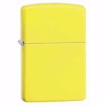 Encendedor Zippo 28887 Neon Yellow