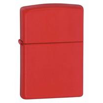 Encendedor Zippo 233 Clasico Rojo Mate
