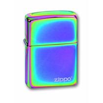 Encendedor Zippo 151zl Espectro Colores Logo Zippo