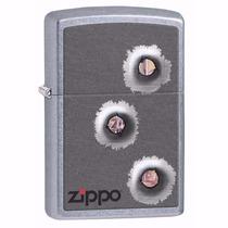 Encendedor Zippo 28870 Bullet Holes