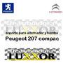 Soporte Alternador Y Bomba Peugeot 207