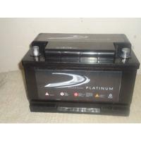 Bateria D` Platinum 12x75 Calcio-plata - 1 Año De Gtia.-