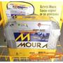 Bateria Para Autos Moura 12x90 M28te Mi28te Hilux, 4x4, Etc
