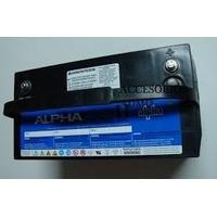 Bateria De Gel 110amp Audiocar Alphacel Soundloversautoradio