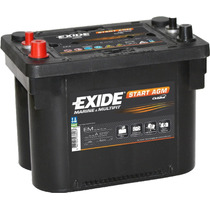 Bateria Exide Em1000 Agm Orbital Simil Optima Red Emporio