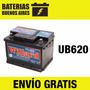 Bateria Renault Megane Nafta 12x65 Blindada C/envio 24hs