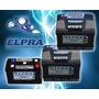 Bateria Auto Elpra 12x65 Garantia Calidad Precio Oferta!!!
