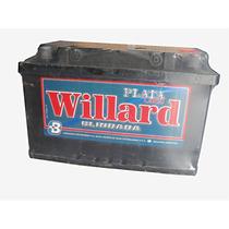 Bateria Para Autos Willard Plata 12x85 Nuevo Modelo !!!