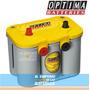 Baterias Optima Yellow Top D34/78 Arranque Consumo Ciclado