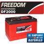 Bateria Freedom Df2000 Estacionaria 12v105ah Solar Emporio
