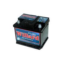 Bateria Auto Willard Ub450 45 Amp 12 Volt Plata - Blindada