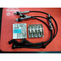 Kit Cables + Bujias Bremi Original Vw Gol Power 1.4 Y 1.6