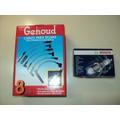 Bujías Escort--zetec 1.8 16 Val.-bosch+cable Genoud